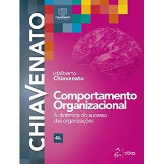 Livro Comportamento Organizacional - Chiavenato - Atlas