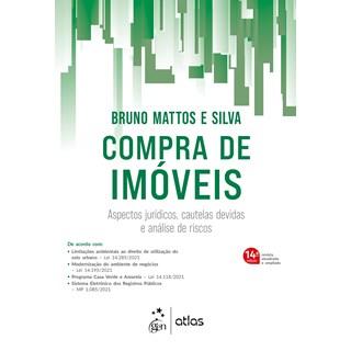 Livro - Compra de Imóveis-Aspectos Jurídicos, Cautelas Devidas e Análise de Riscos - Silva