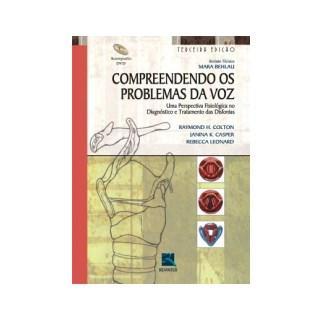 Livro - Compreendendo os Problemas da Voz - Diagnóstico - Colton