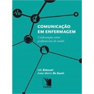 Livro - Comunicação em Enfermagem - Simeoni