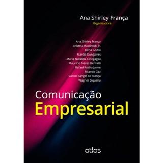 Livro - Comunicação Empresarial - França