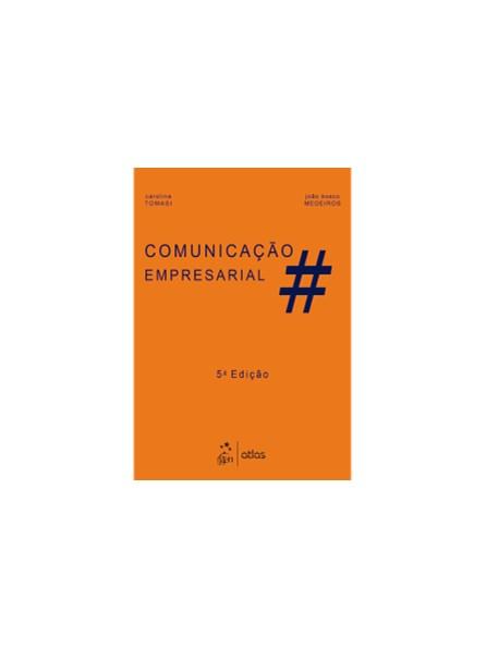 Livro - Comunicação Empresarial - Medeiros