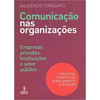 Livro - Comunicação nas Organizações - Torquato - Summus