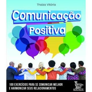 Livro - Comunicação Positiva - Vitória - Baralho