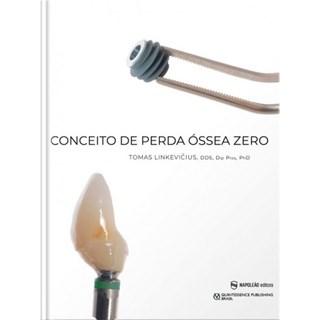 Livro Conceito de Perda Óssea Zero - Linkevicius - Napoleão