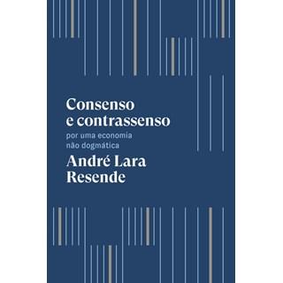 Livro - Concenso Contracenso - André Lara Resende