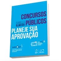Livro Concurso Publico Planeje sua Aprovacao Almeida