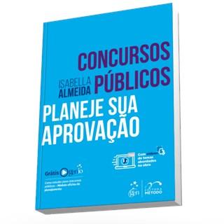 Livro - Concurso Público - Planeje sua Aprovação - Almeida
