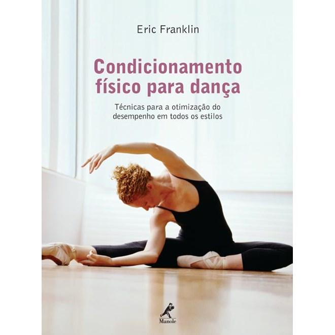 Livro - Condicionamento Físico para Dança - Franklin