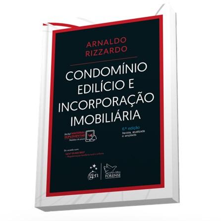 Livro - Condomínio Edilício e Incorporação Imobiliária - Rizzardo