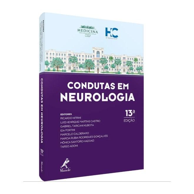 Livro - Condutas em Neurologia - Nitrini
