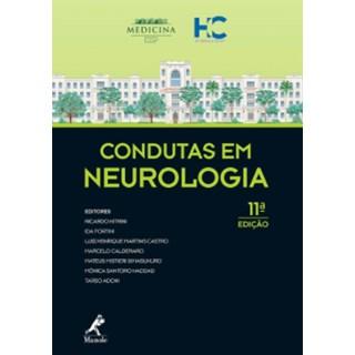Livro - Condutas em Neurologia - Nitrini ***