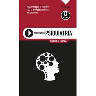 Livro - Condutas em Psiquiatria: Consulta Rápida - Cordás