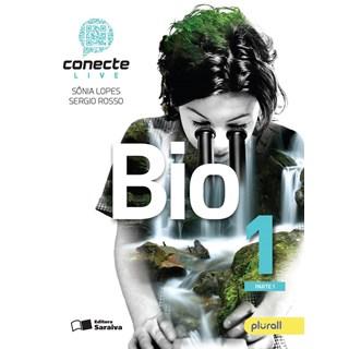 Livro - Conecte Live Biologia - 1 Ano EM - Saraiva