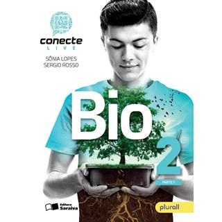 Livro - Conecte Live Biologia - 2 Ano EM - Saraiva