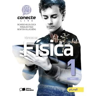 Livro - Conecte Live Física - 1 Ano EM - Saraiva