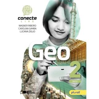 Livro - Conecte Live Geografia - 2 Ano EM - Saraiva
