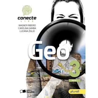 Livro - Conecte Live Geografia - 3 Ano EM - Saraiva