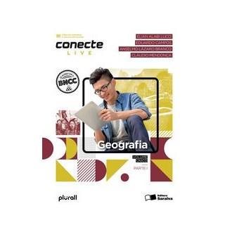 Livro - Conecte Live - Geografia - Volume único - Lucci 1º edição