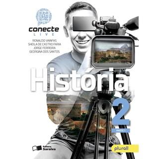 Livro - Conecte Live História - 2 Ano EM - Saraiva