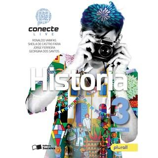 Livro - Conecte Live História - 3 Ano EM - Saraiva