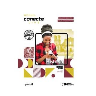 Livro - Conecte Live - História - Volume único - Cotrim 1º edição