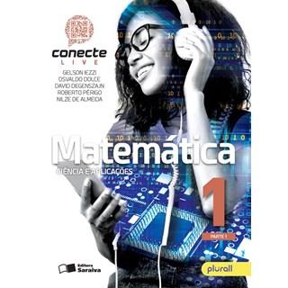Livro - Conecte Live Matemática - 1 Ano EM - Saraiva