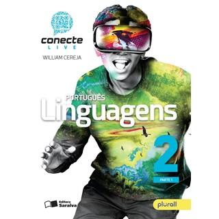 Livro - Conecte Live Português Linguagens - 2 Ano EM - Saraiva