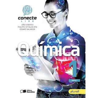 Livro - Conecte Live Química - 1 Ano EM - Saraiva