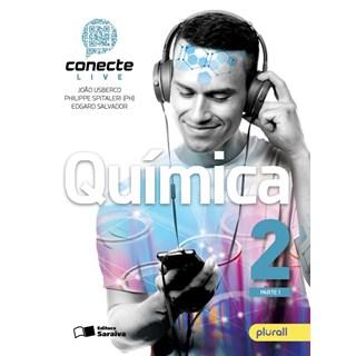Livro - Conecte Live Química - 2 Ano EM - Saraiva