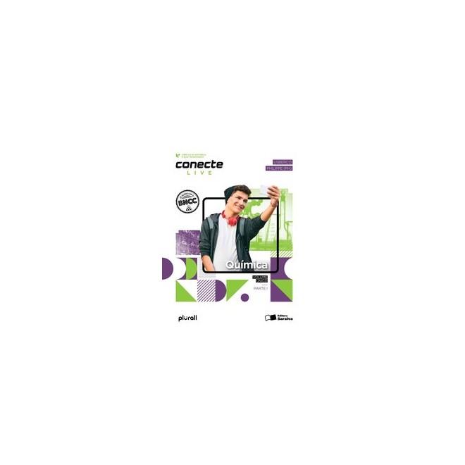 Livro - Conecte Live - Química - Volume único - Usberco 1º edição