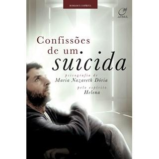 Livro Confissões de um Suicida - Doria - Lúmen