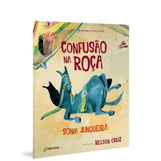 Livro Confusão na roça - Junqueira - Yellowfante