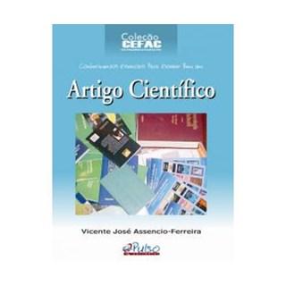 Livro - Conhecimentos Essenciais para Escrever Bem um Artigo Científico - Ferreira