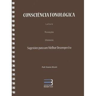 Livro - Consciência Fonológica Leitura Redação Dislexia - Bicudo