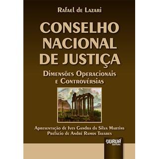 Livro - Conselho Nacional de Justiça - Lazari - Juruá