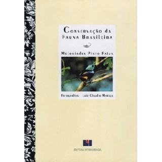 Livro - Conservação da Fauna Brasileira - Paiva