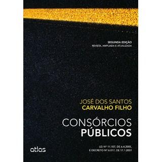 Livro - Consórcios Públicos  - Carvalho Filho
