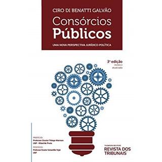 Livro Consórcios Públicos - Galvão - Revista dos Tribunais