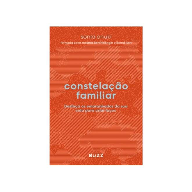 Livro - Constelação Familiar - Onuki