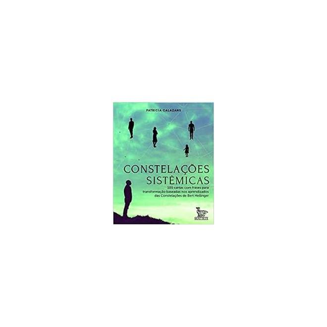 Livro - Constelações Sistêmicas - Calazans - Baralho
