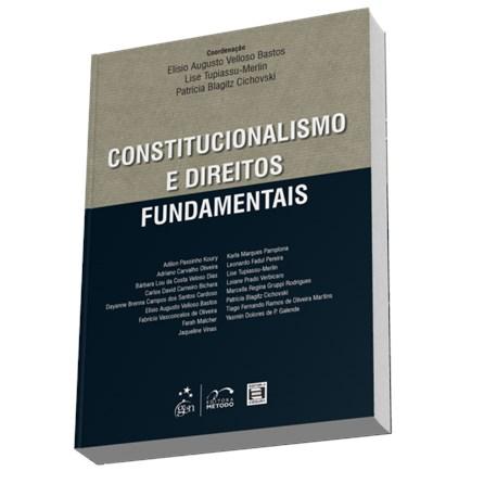 Livro - Constitucionalismo e Direitos Fundamentais - Cichovski