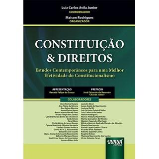 Livro Constituição & Direitos - Junior - Juruá