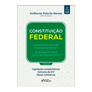 Livro - Constituição Federal - 3ª edição - 2019 - / Georgia Renata Dias/ Roberta Densa/ Guilherme Pe