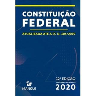 Livro - Constituição Federal - Manole