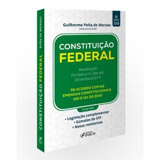 Livro - Constituição Federal - Moraes