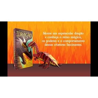 Livro - Construa seu Dragão -  Monte um Dragao que se Mexe! - Bifano