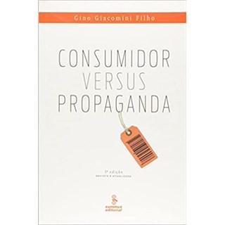 Livro - Consumidor Versus Propaganda - Filho - Summus