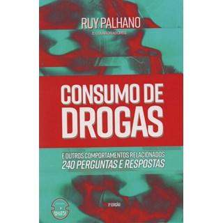 Livro Consumo de Drogas - Palhano - Sparta