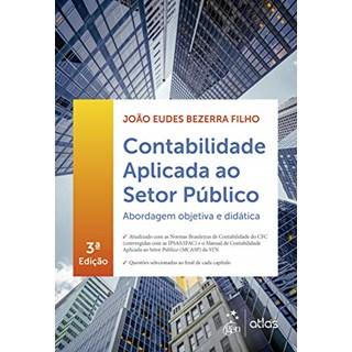 Livro Contabilidade Aplicada ao Setor Público - Filho - Atlas